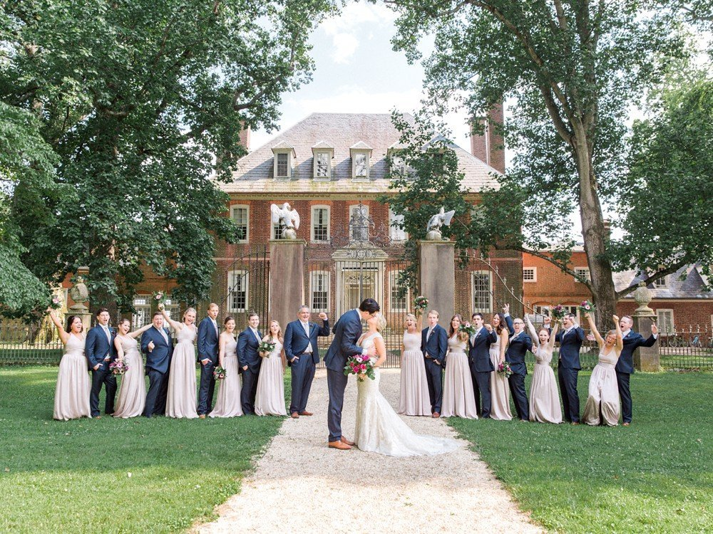 Rebekah Emily Photography Virginia Wedding Photographer Westover Plantation Wedding_0021