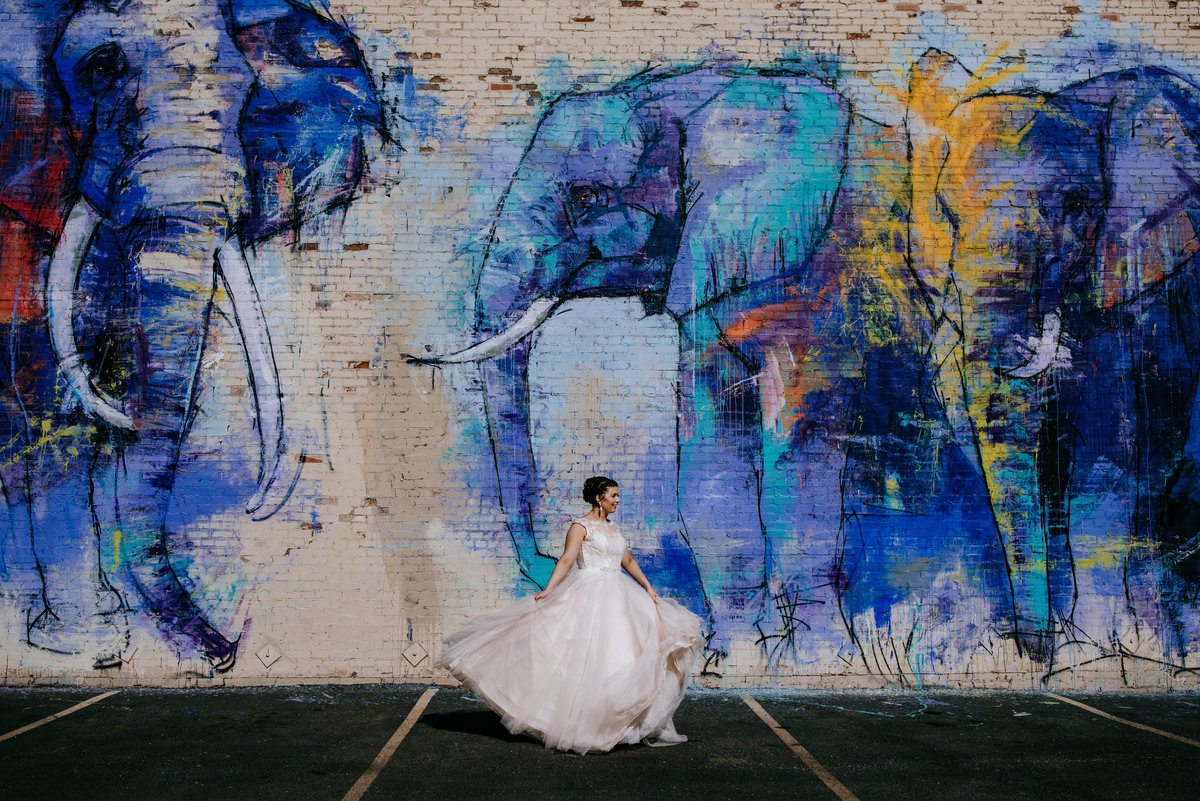 brake and clutch dallas bridal session