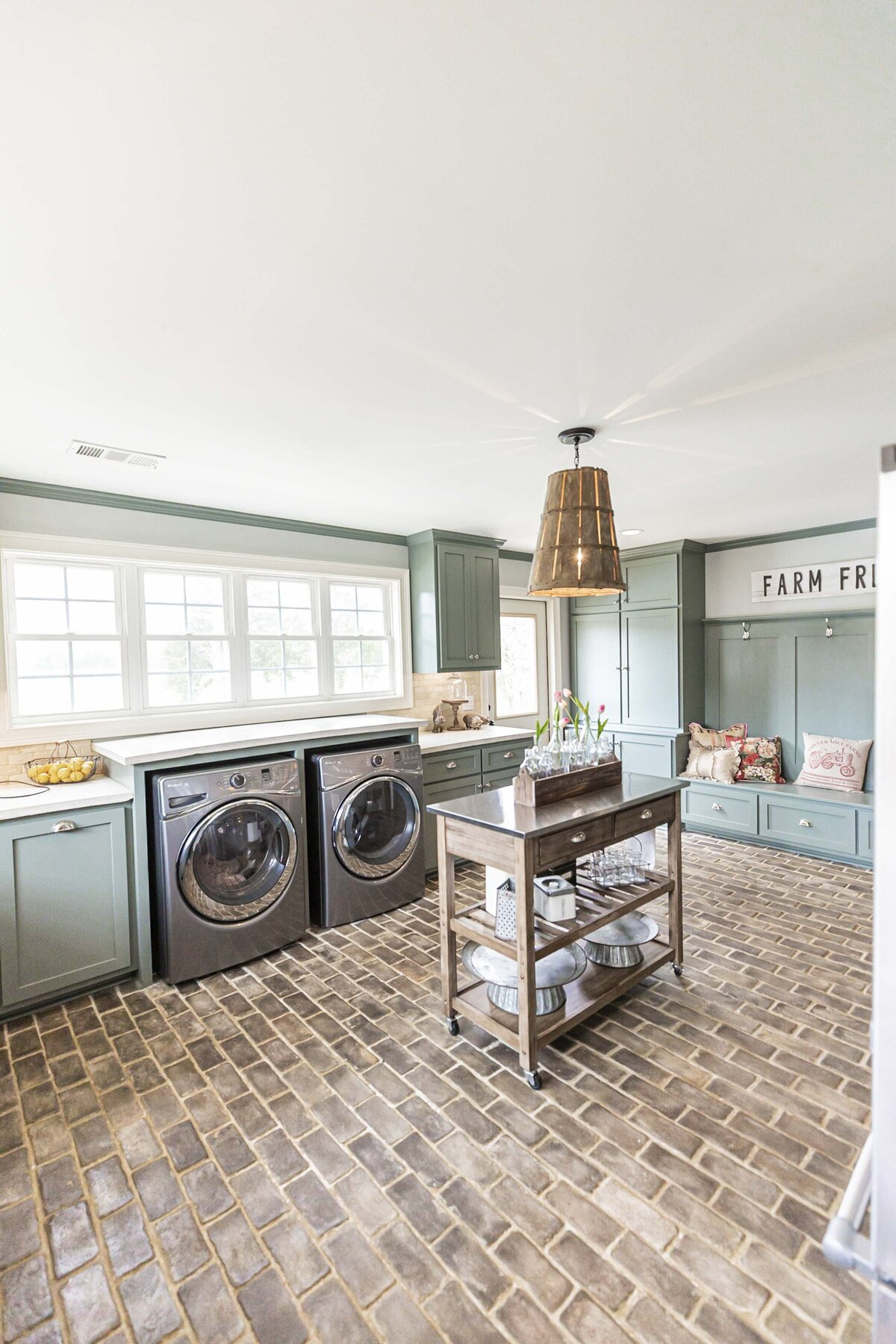 large-laundry-room-renovation-aqua-blue-cabinets20