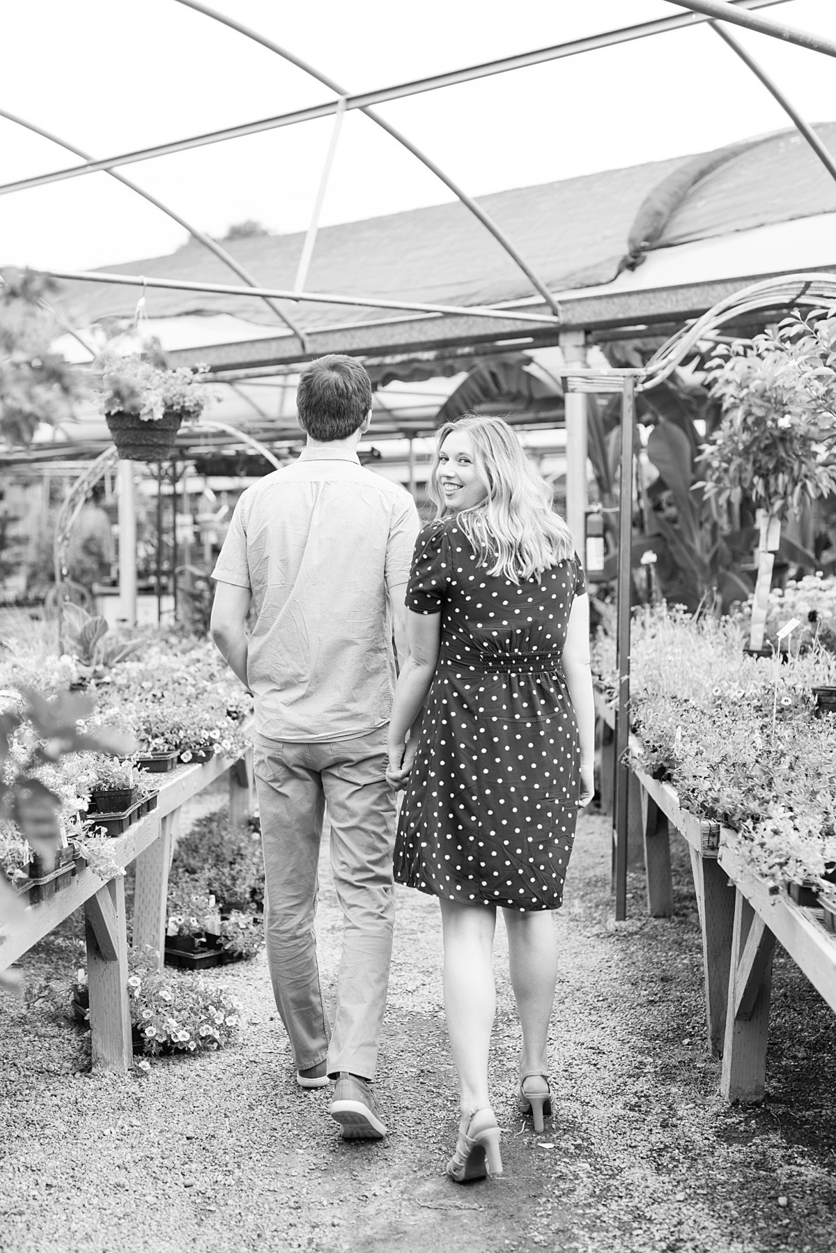 An Edwards Greenhouse and BSU Engagement Session-7
