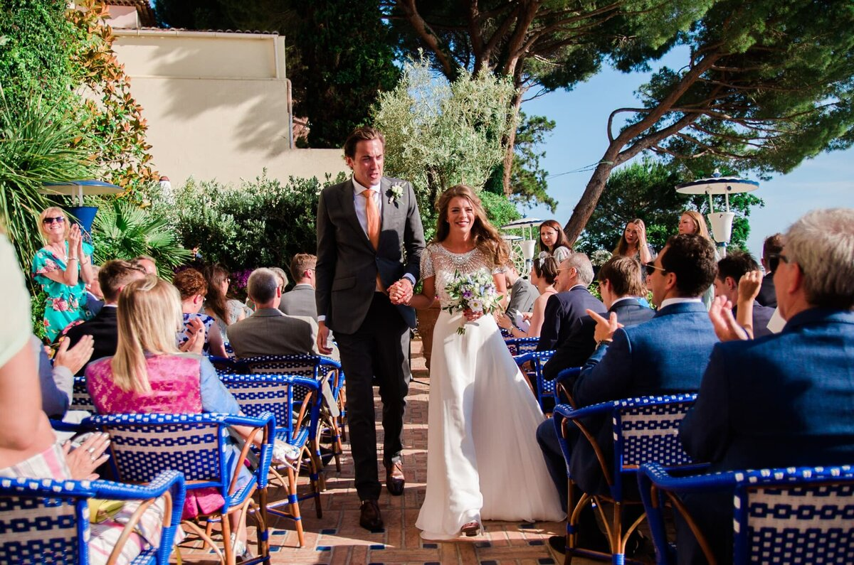 hotel, belles, rives, wedding, juan les pins, antibes