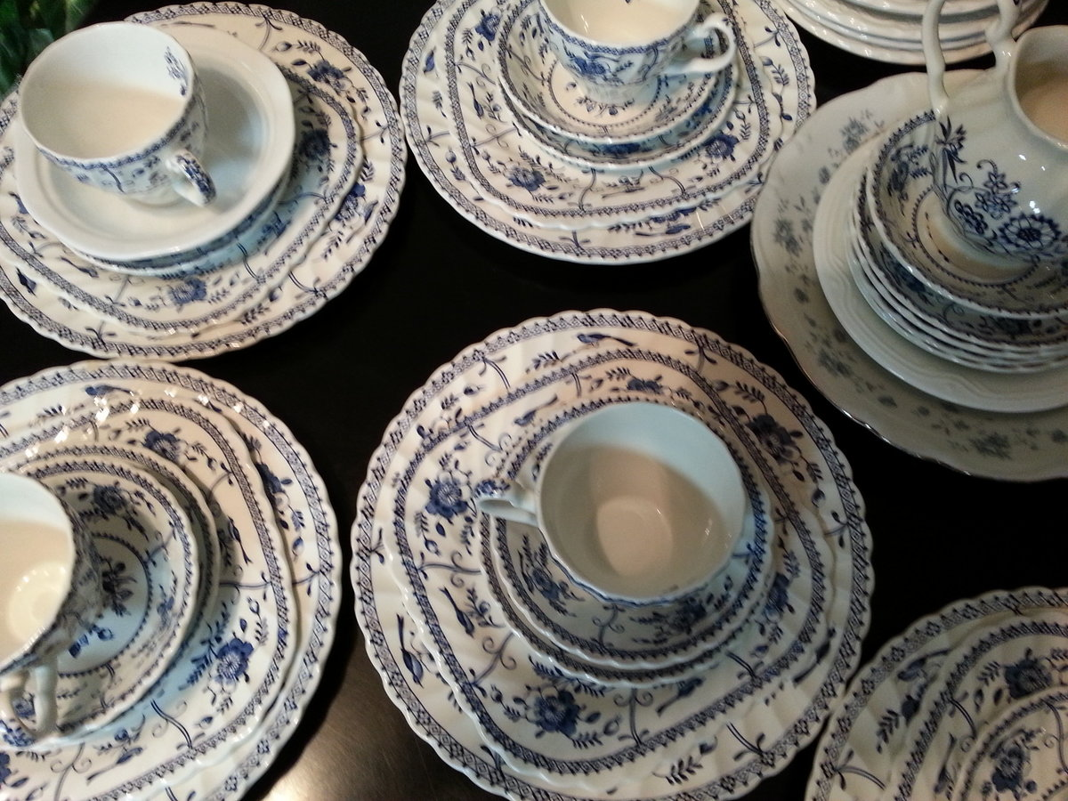 China Blue & white collection
