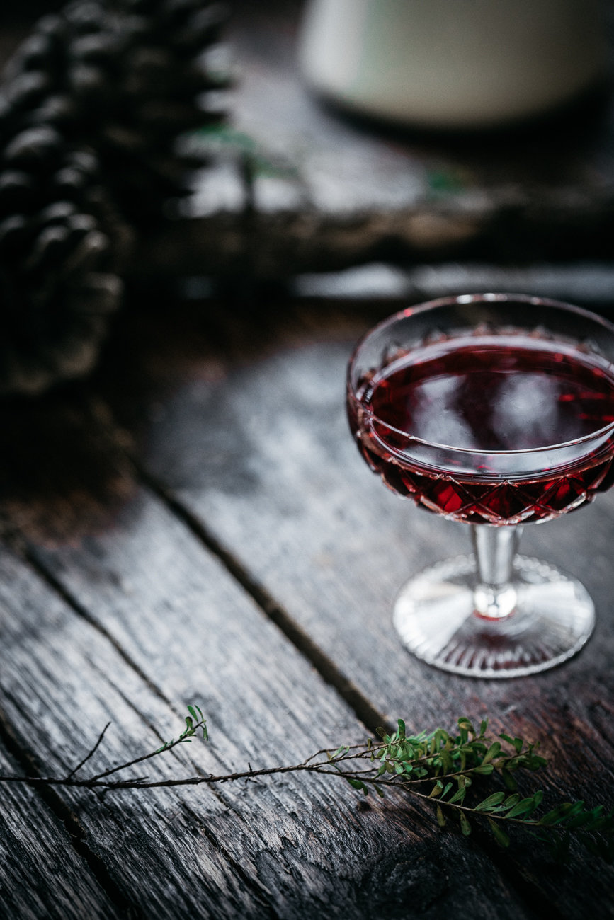Cranberry Martini | Anisa Sabet | The Macadames-44