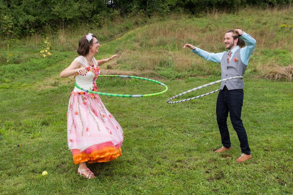 fun and offbeat Vermont wedding photographer 1