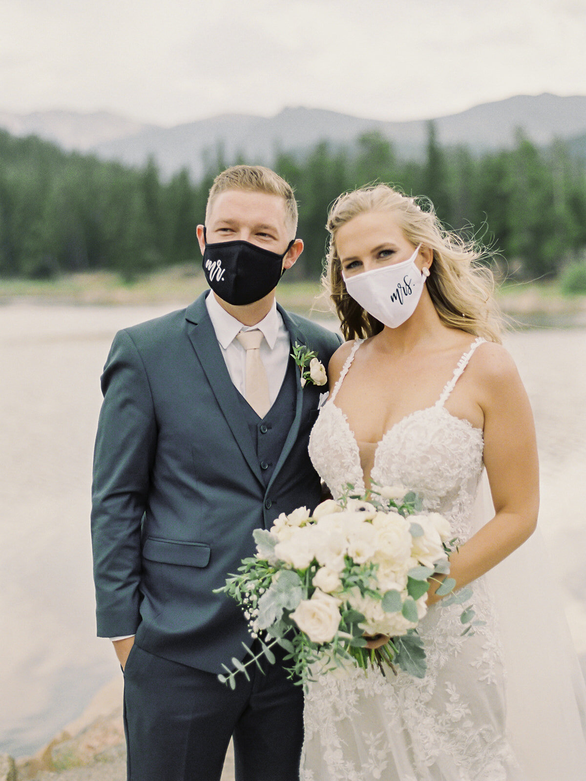 Tear & Tyler. Colorado Wedding by Alp & Isle. First Look-84