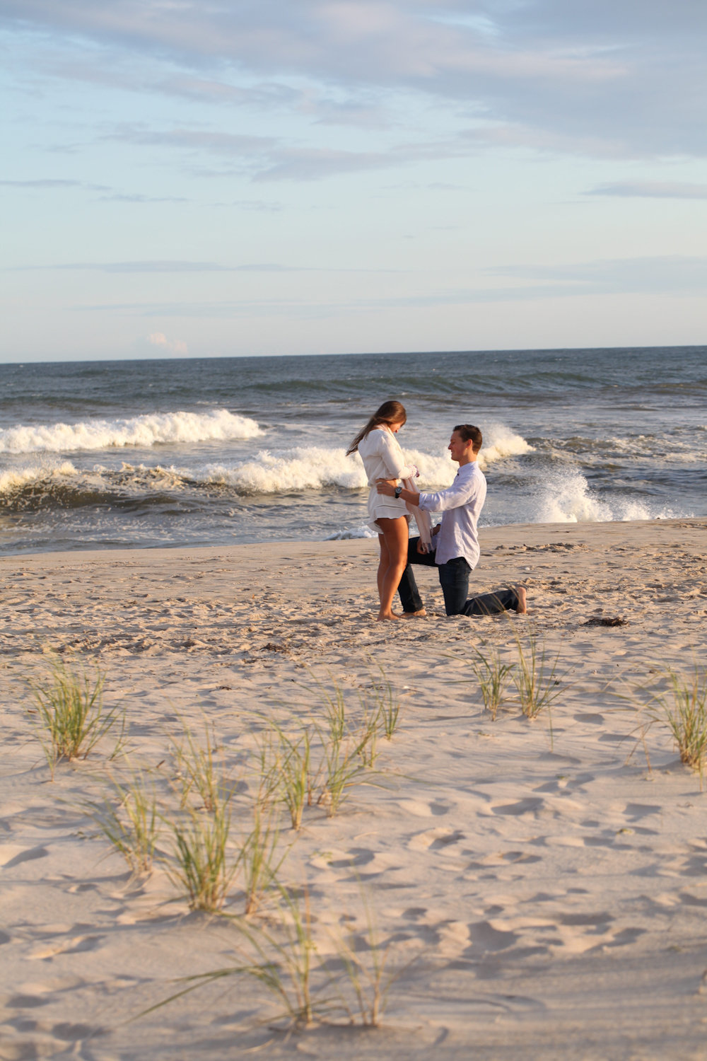 Hamptons Proposal Photographer