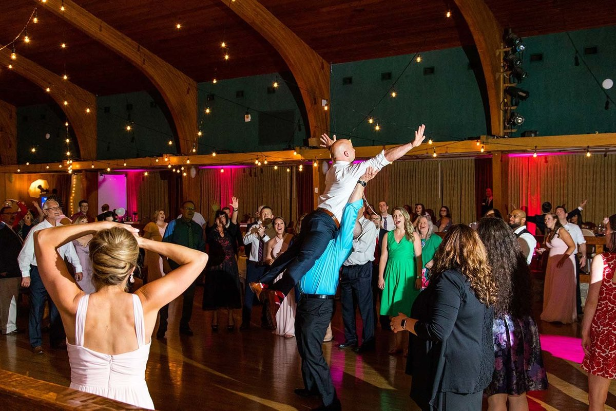 Wheeling-West-Virginia-Wedding-Reception-Dancing-in-Glessner-Auditorium
