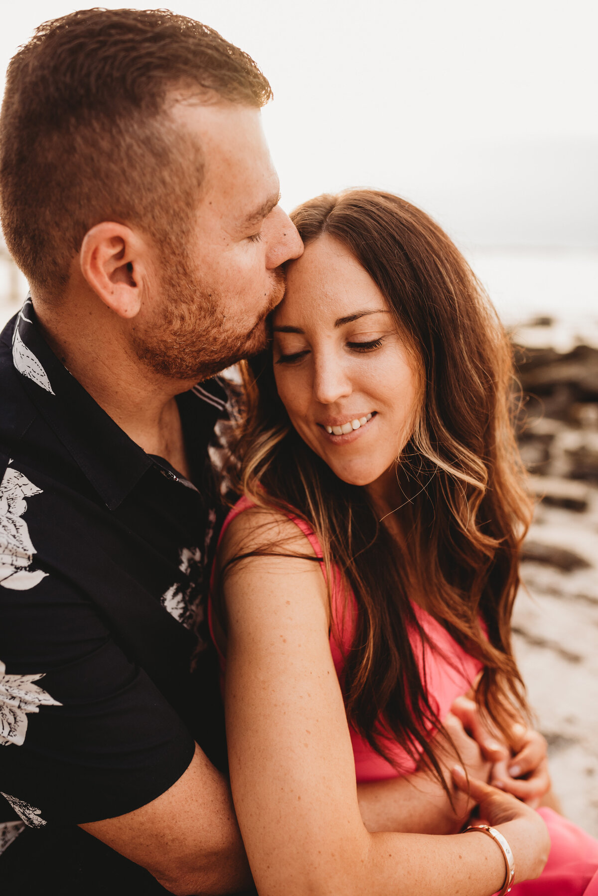 Tampa couple engagement session