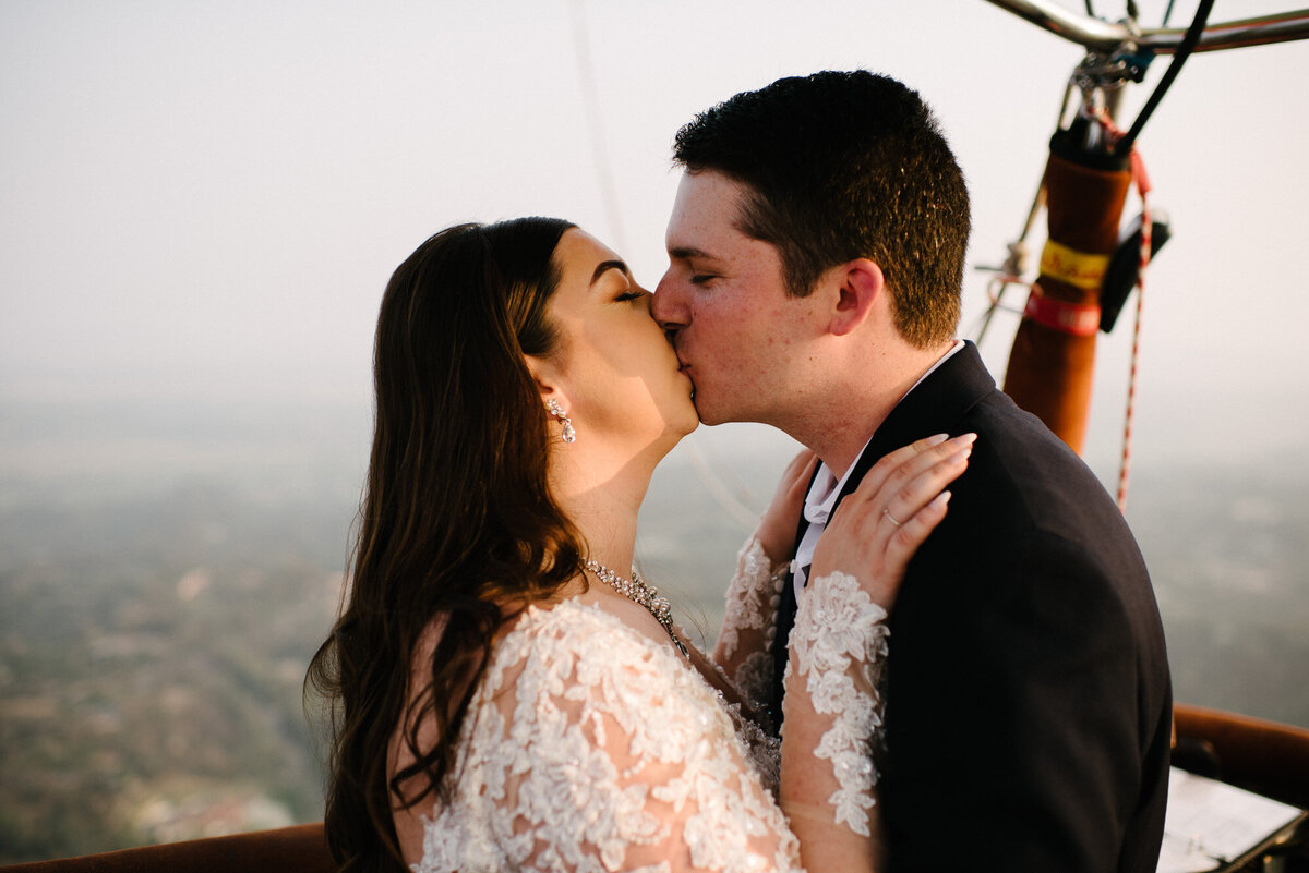 Hot Air Balloon Elopement Marie Monforte Photography-142