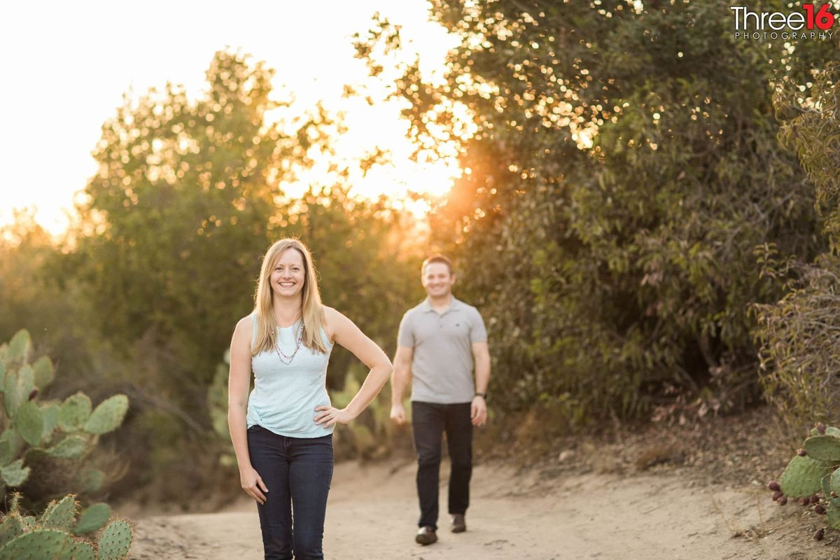Whiting Ranch Wilderness Park Engagement Photos Trabuco Canyon Orange County Weddings Professional
