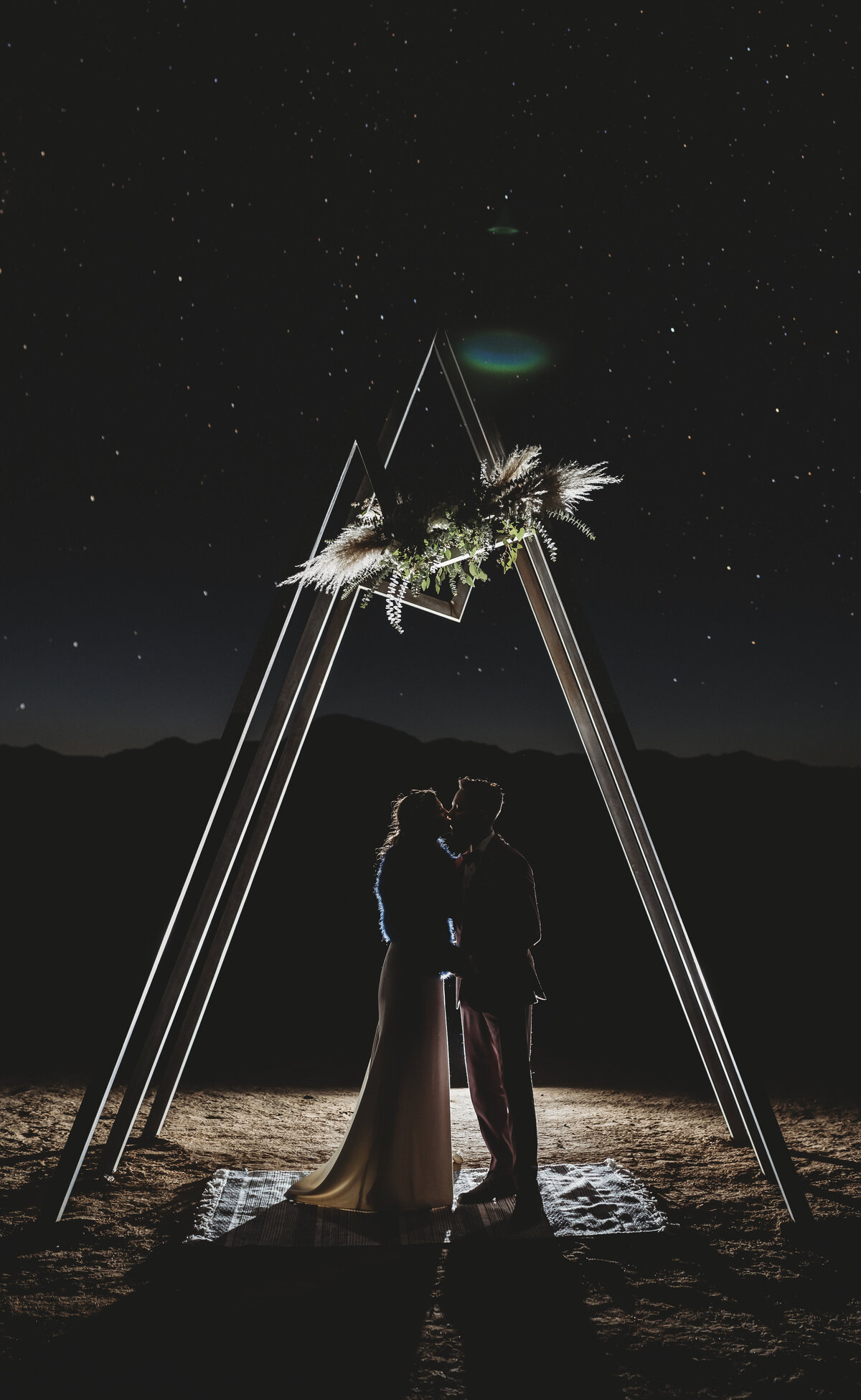 Matt and Stevie's Starship Landing Wedding-Joshua Tree, CA-Janae Marie Photography2