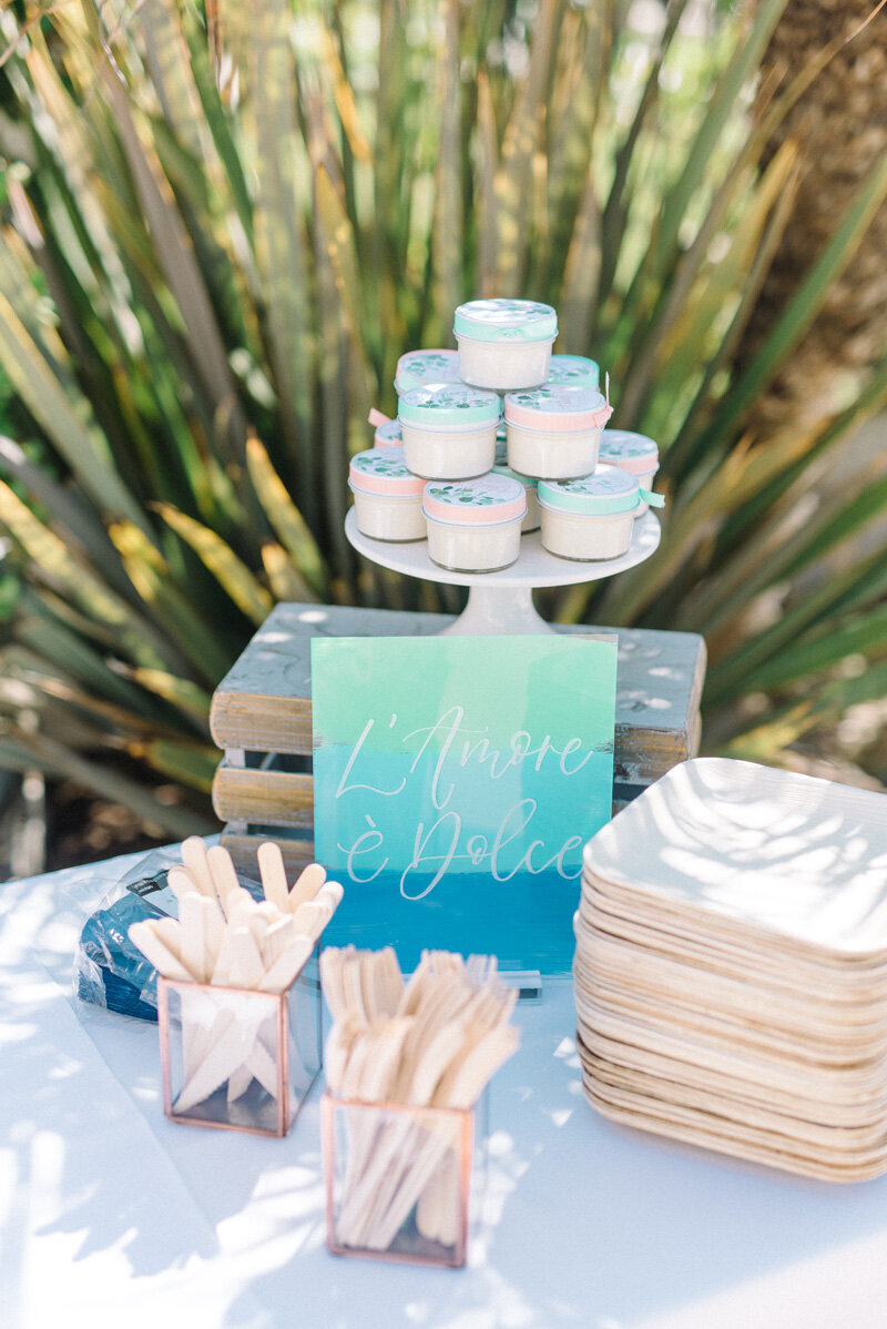 pirouettepaper.com | Wedding Stationery, Signage and Invitations | Pirouette Paper Company | Seaside Bridal Shower |  Christine Skari Photography_ (13)