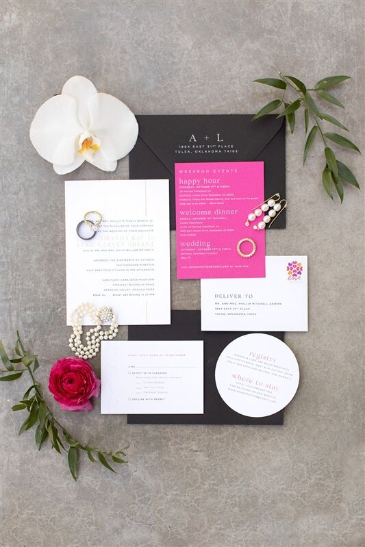 Sanctuary-camelback-resort-modern-pink-and-white--wedding-invitation