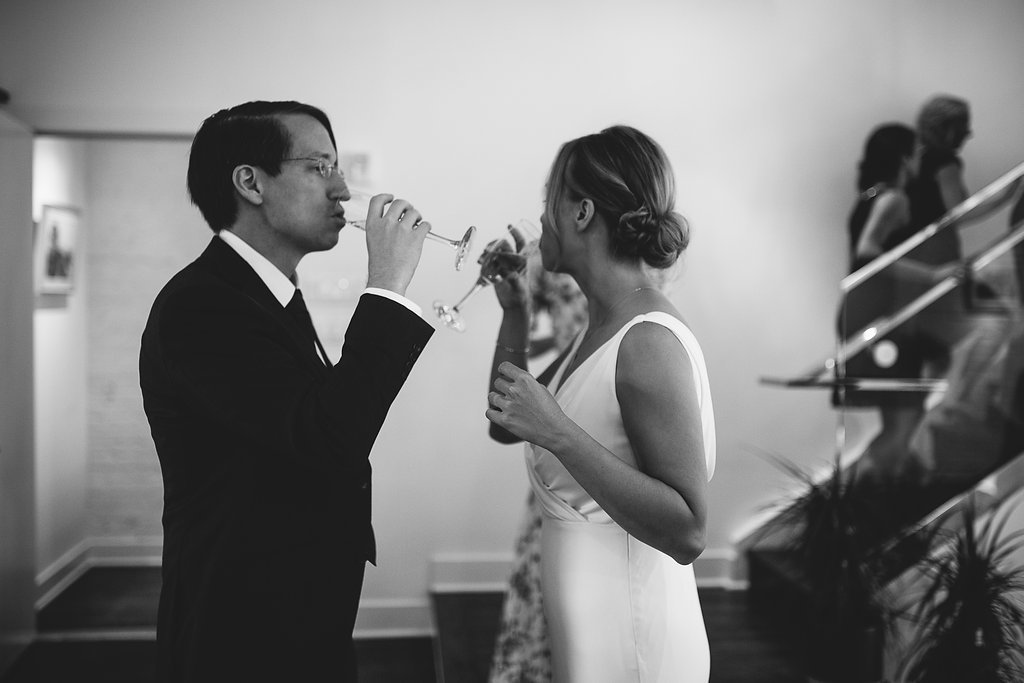 Champagne ceremony