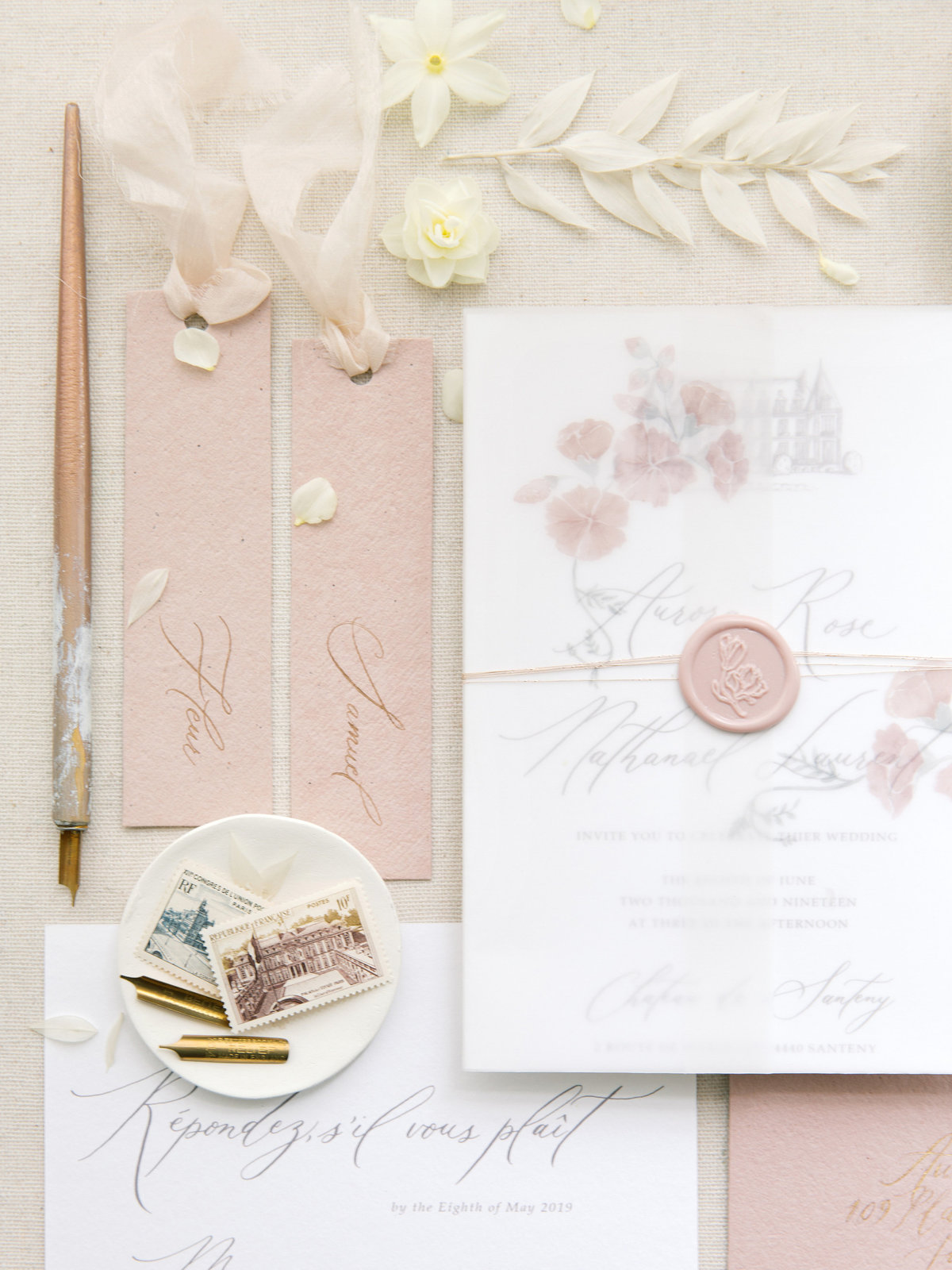 Luxurious french chateau wedding amelia soegijono0045