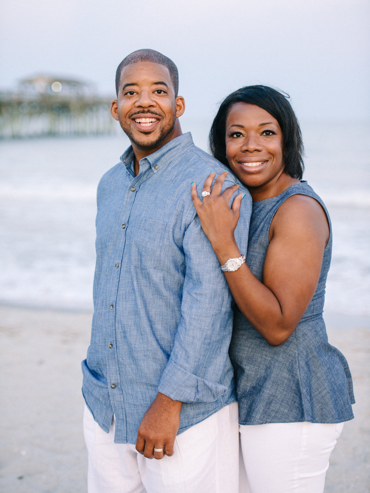 Family Beach Portraits in Myrtle Beach at Myrtle Beach State Park by Pasha Belman Photographer-22