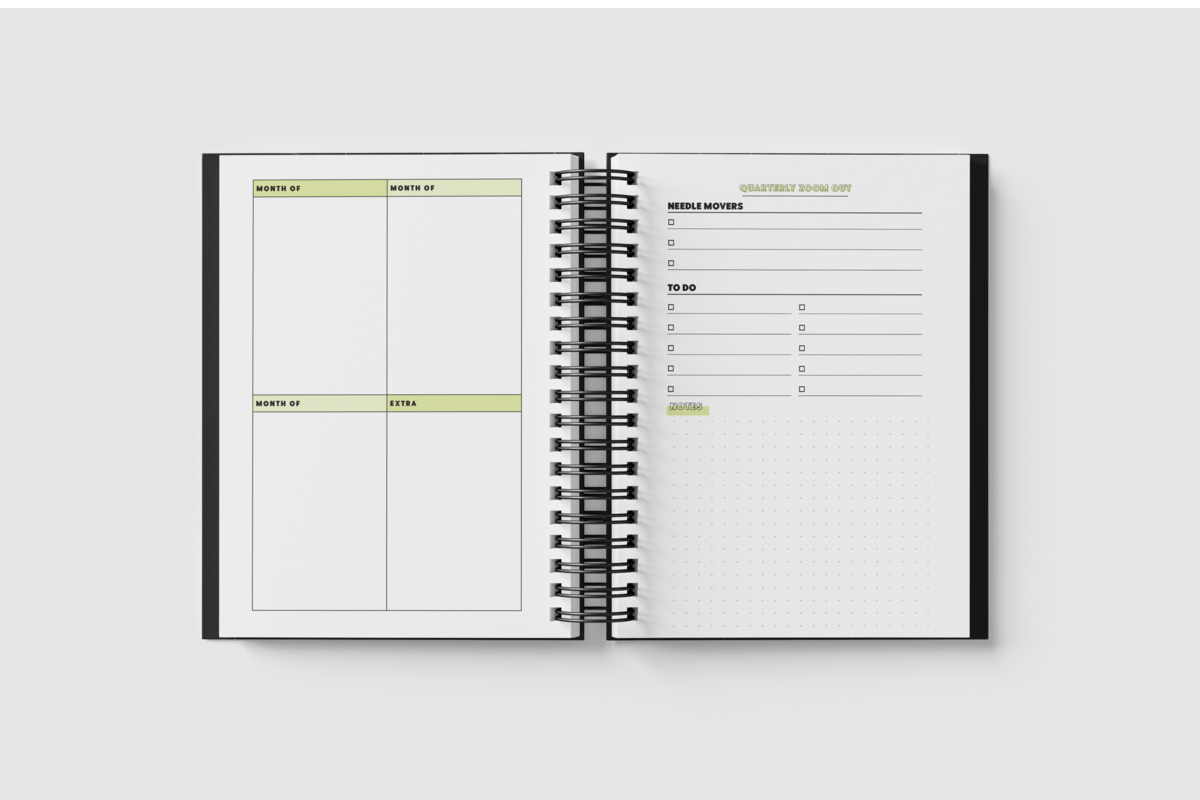 CEO Planner 4