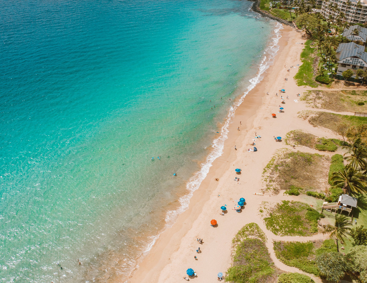 Maui Vacation Rental Beach