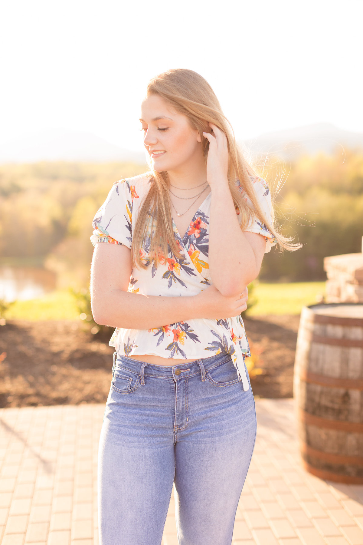 Lynchburg VA Senior Photography