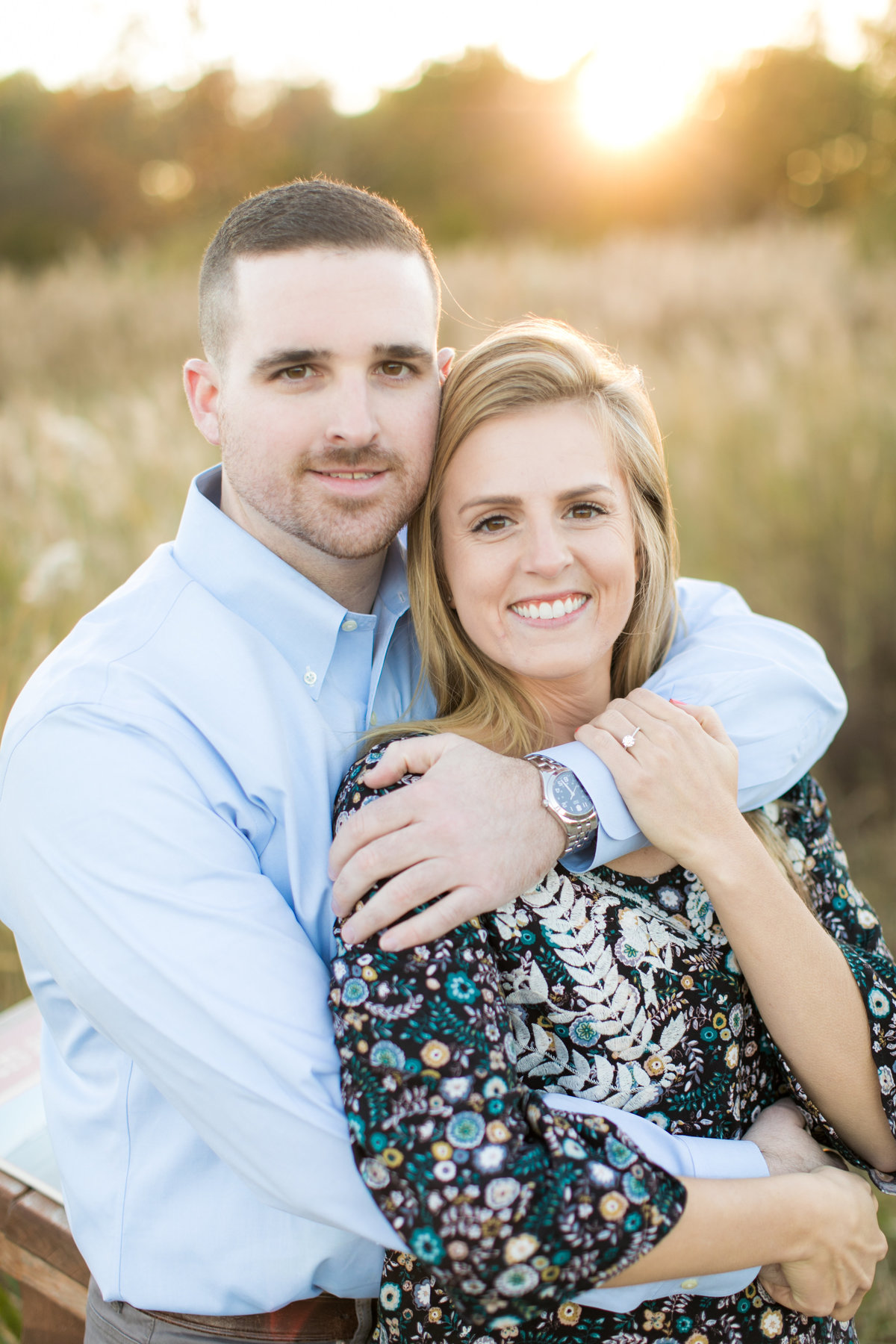Sunset-Engagement-Photos-Terrapin-Park