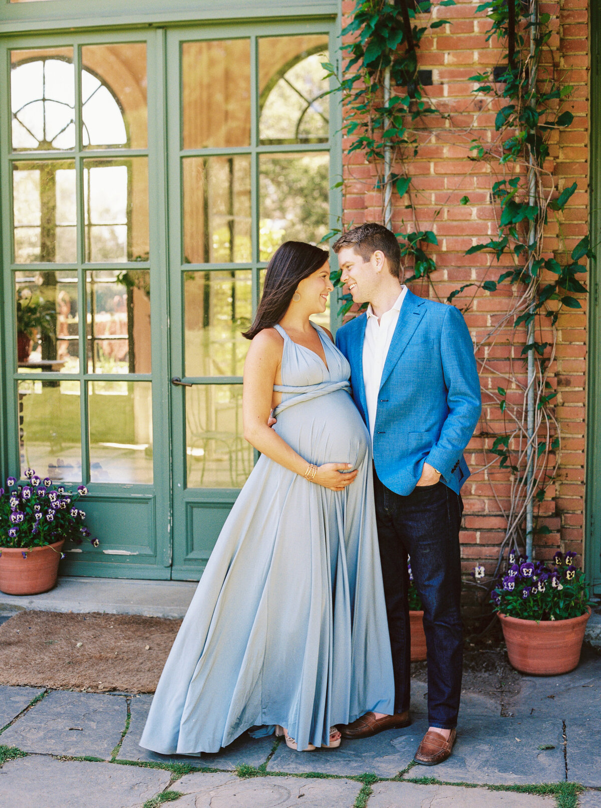 Olivia Marshall Photography-Filoli Maternity Photos-17