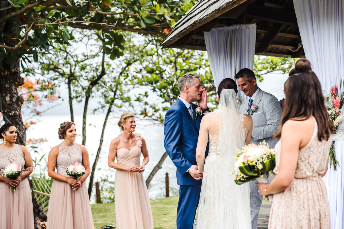 Cap Maison St Lucia Destination Wedding - 123