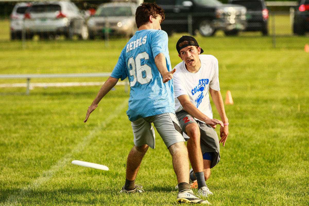 Hall-Potvin Photography Vermont Ultimate Frisbee Sports Photographer-2