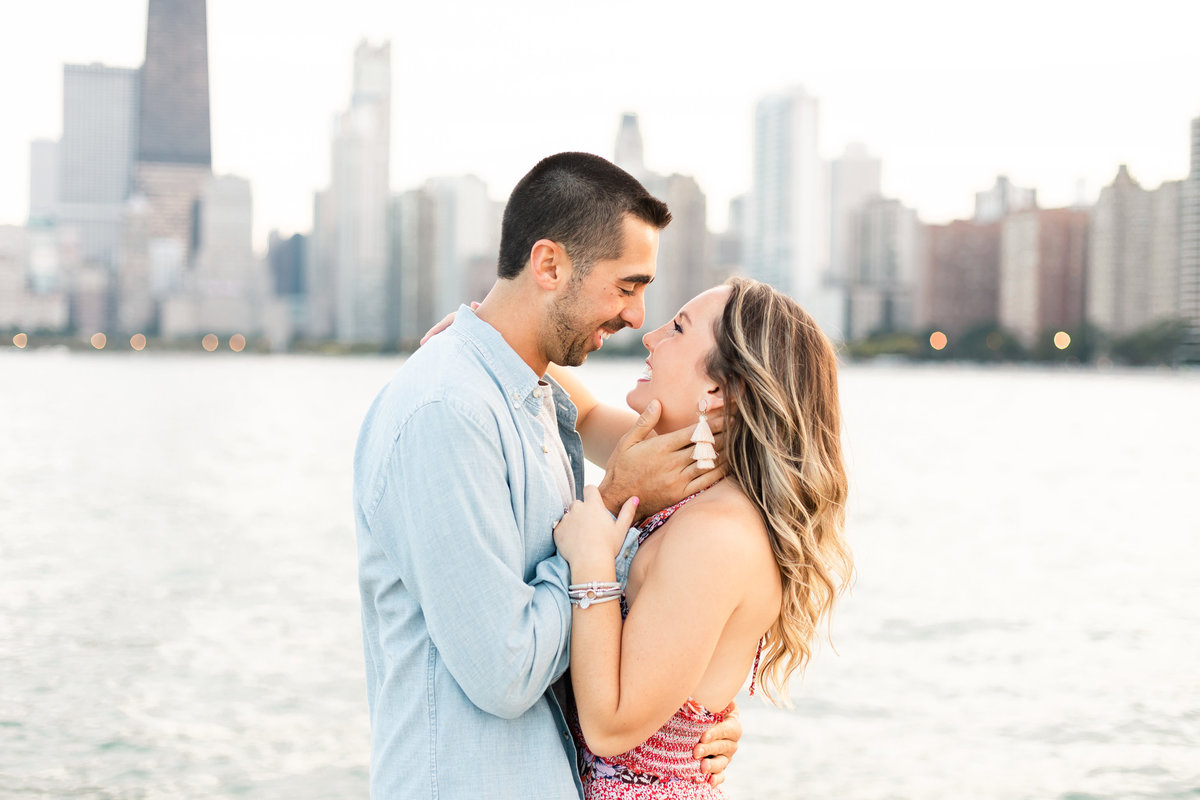 Chicago IL Engagement Photographer1
