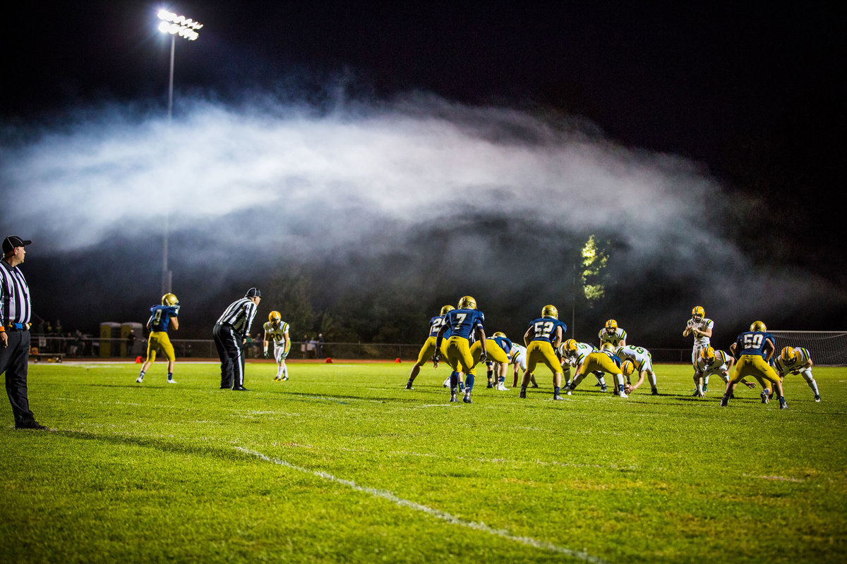 Hall-Potvin Photography Vermont Football Sports Photographer-5