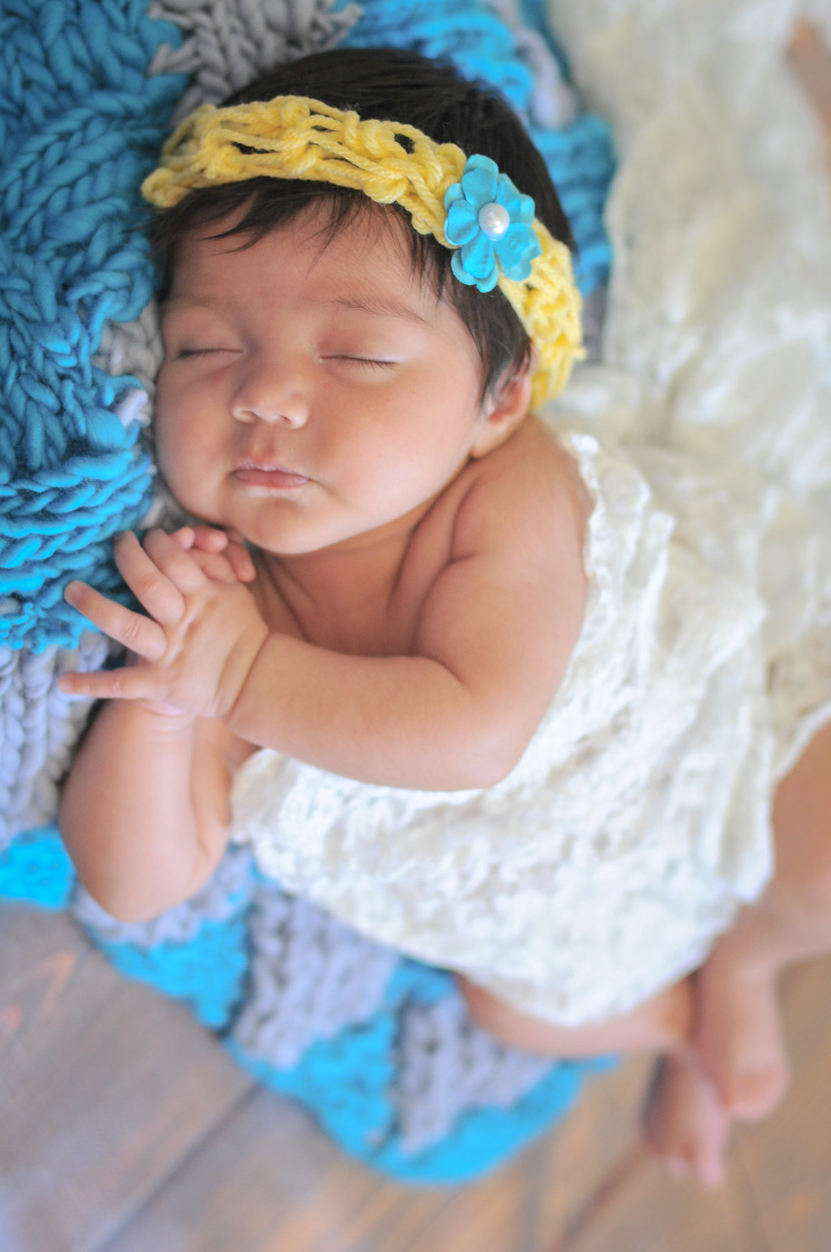 Newborn Baby Photographer in Orange County, California