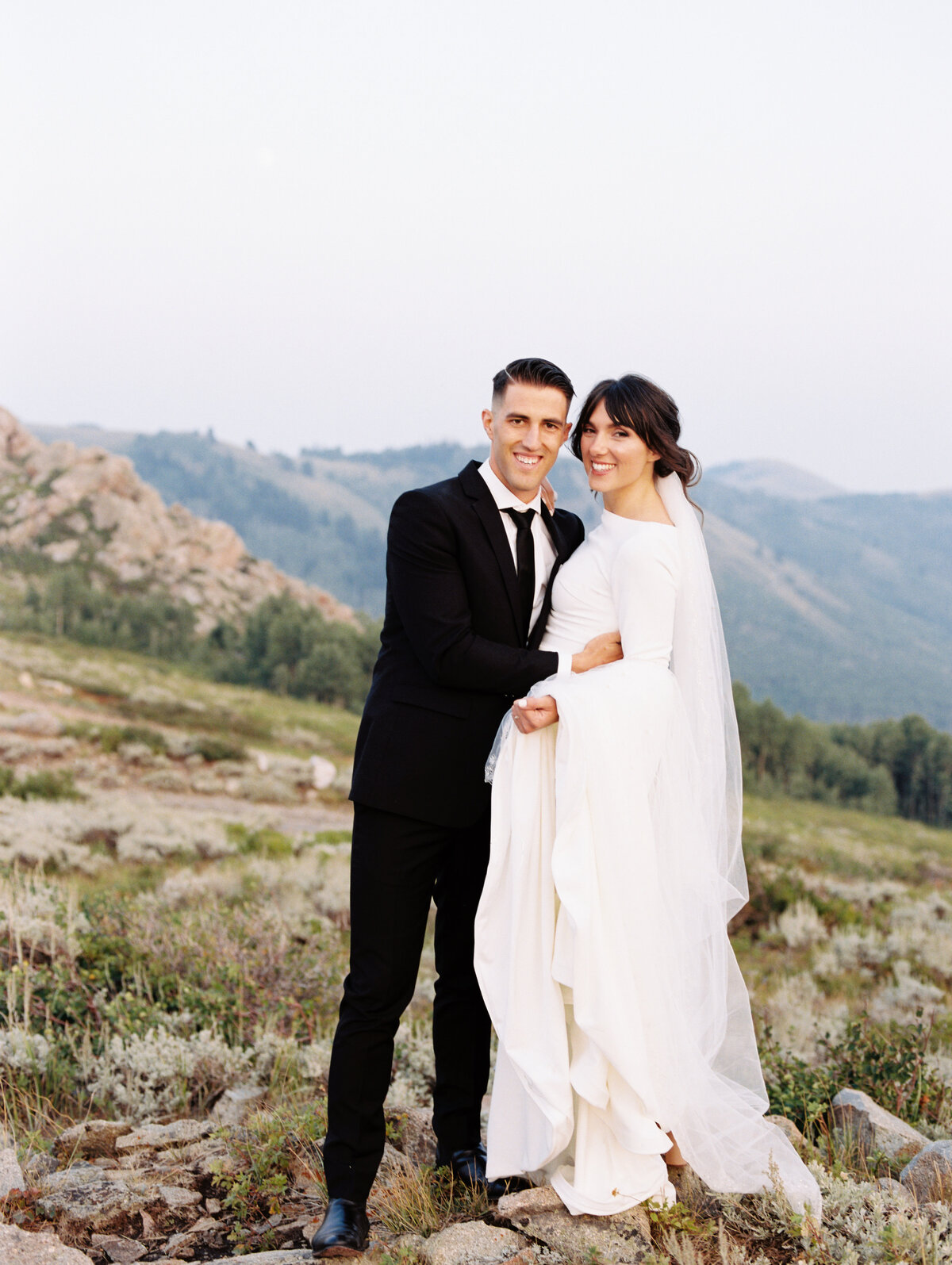 Kylie and Mitch Utah Bridal Session 73