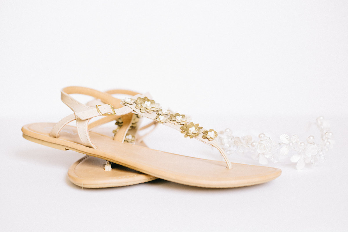 Double Tree Holland Wedding shoes by Sidney Baker-Green