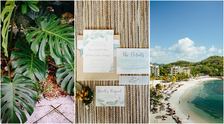 st lucia wedding, destination wedding