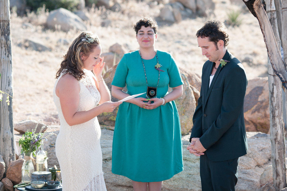 Destination Wedding Photography Joshua Tree Wedding Photography Le Haut Desert Aerie064