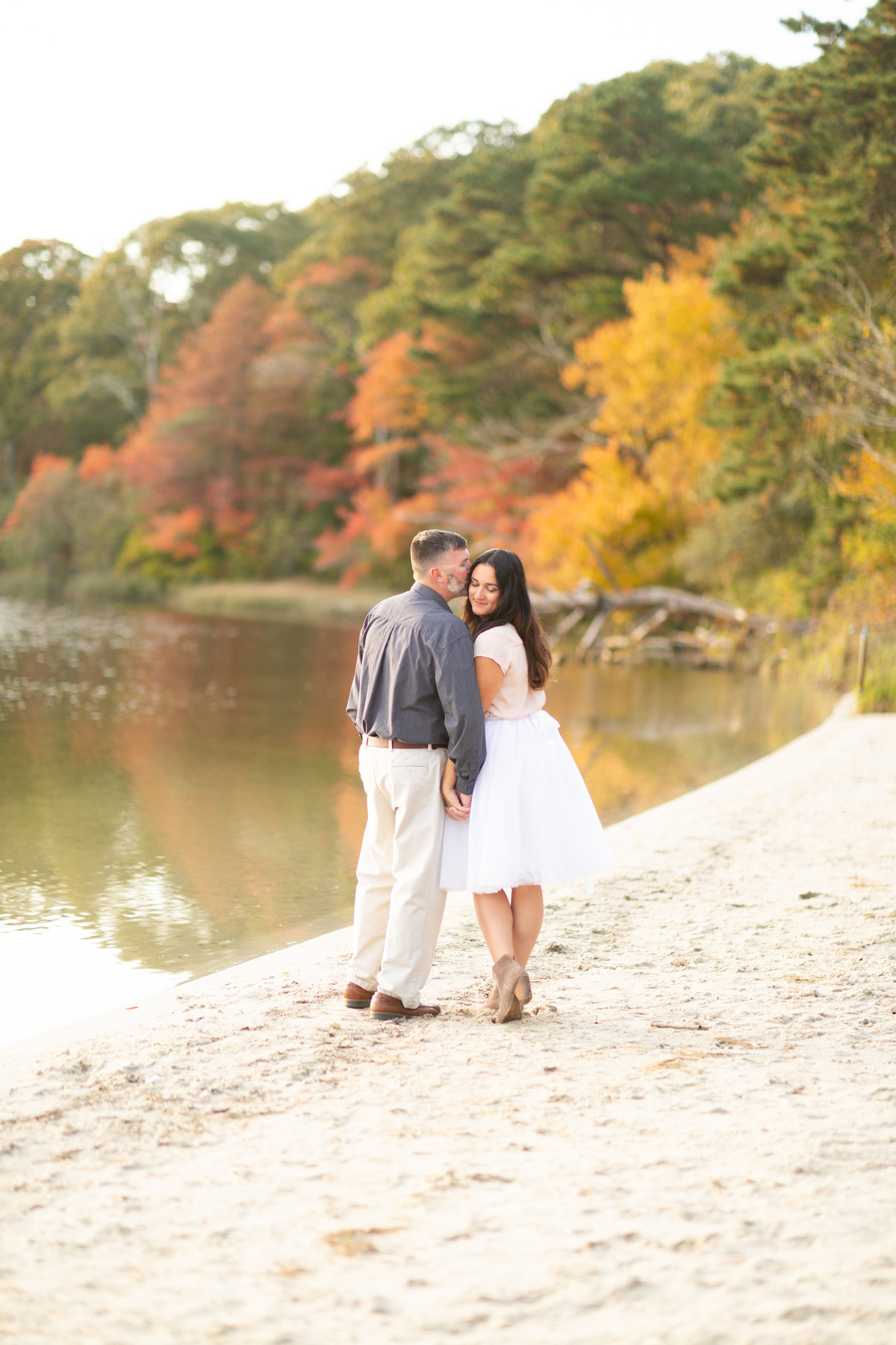 cape cod engagement photographer