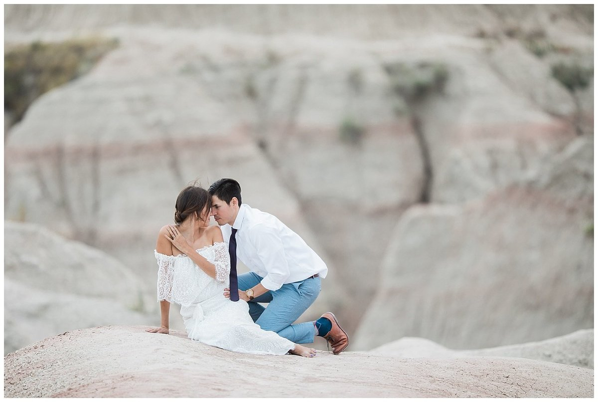 Badlands Engagement Session_0354