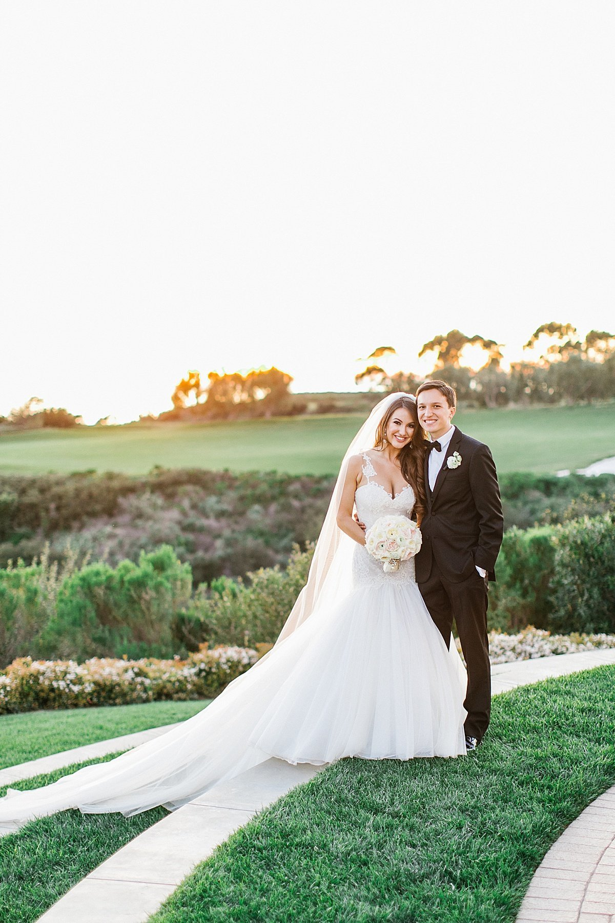 Posh Peony Pelican Hill Newport Beach Blush Glam Wedding_0018