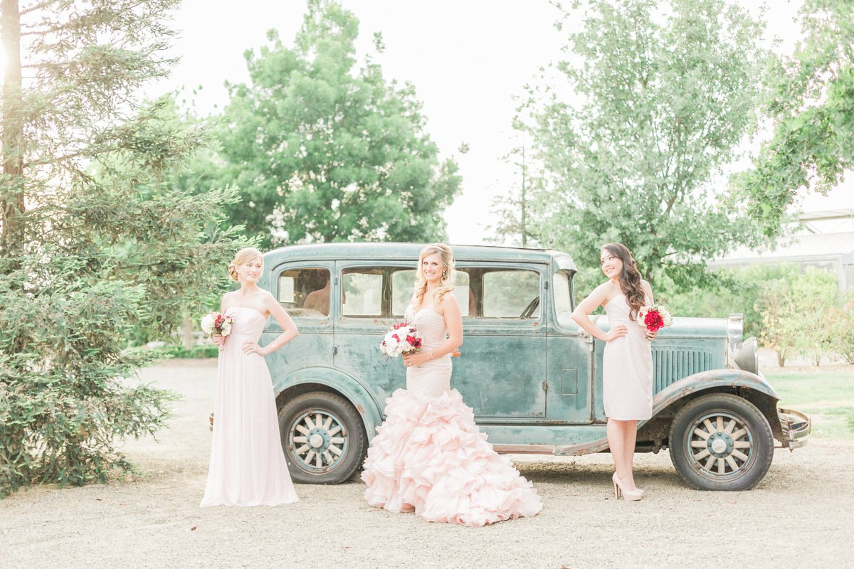 Vintage Rustic Farm Wedding Venue