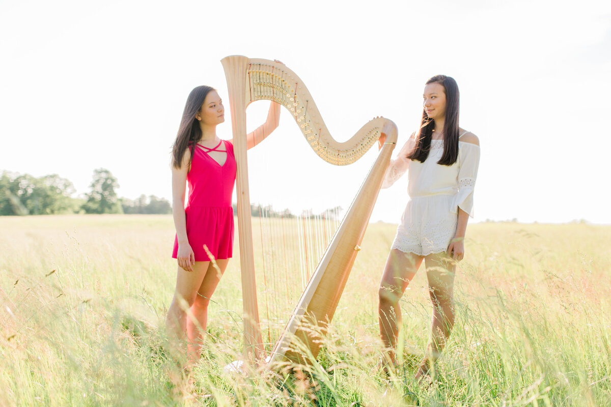 Virginia_Senior_Session_Musician_Harp_Photography_Angelika_Johns_Photography-8970