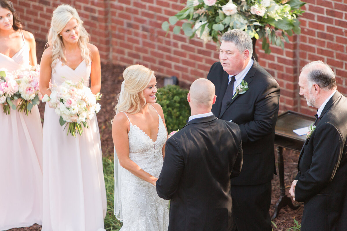 Emily & Michael - Piedmont Club - Ceremony-64