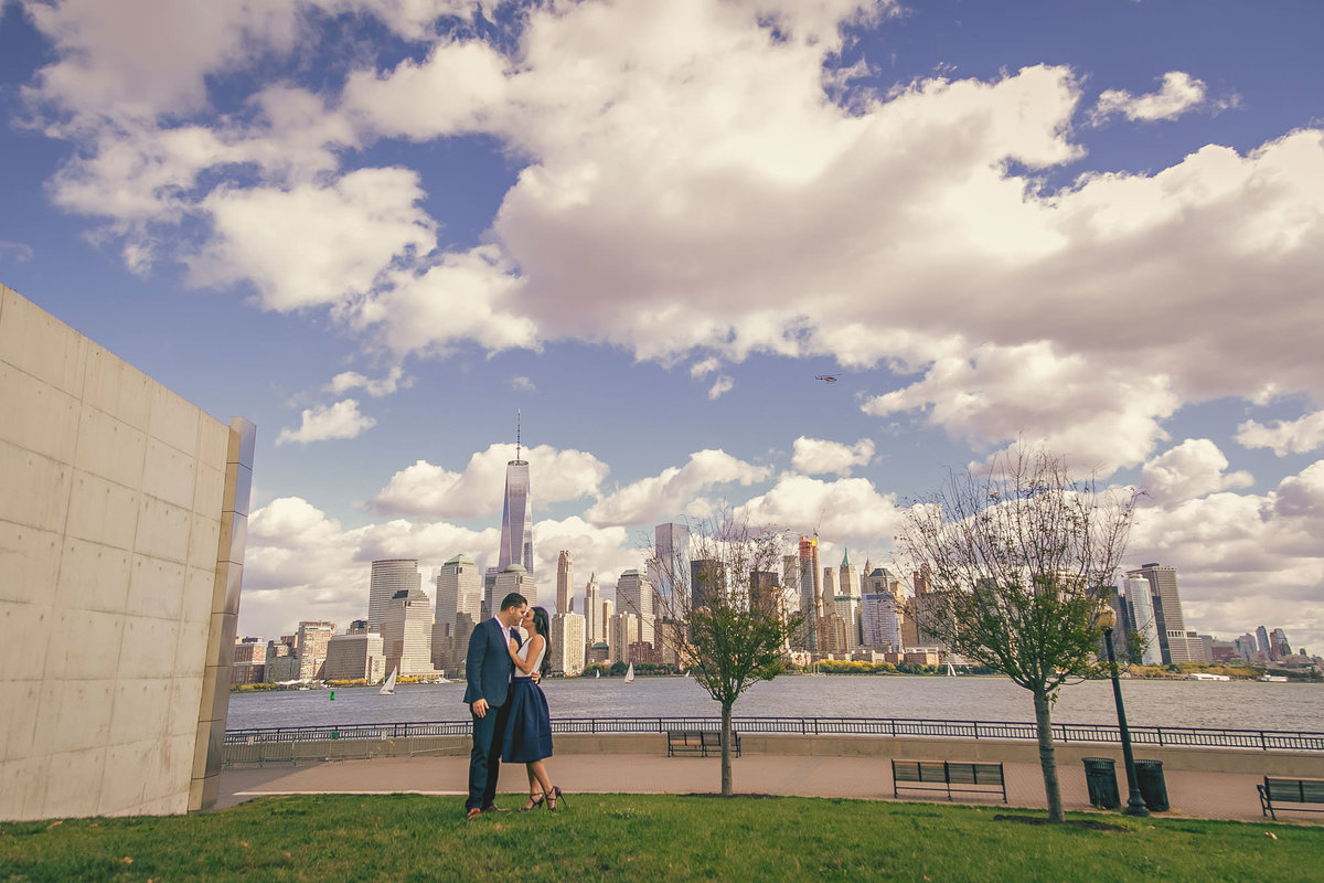 NJ Wedding Photographer Michael Romeo Creations liberty house