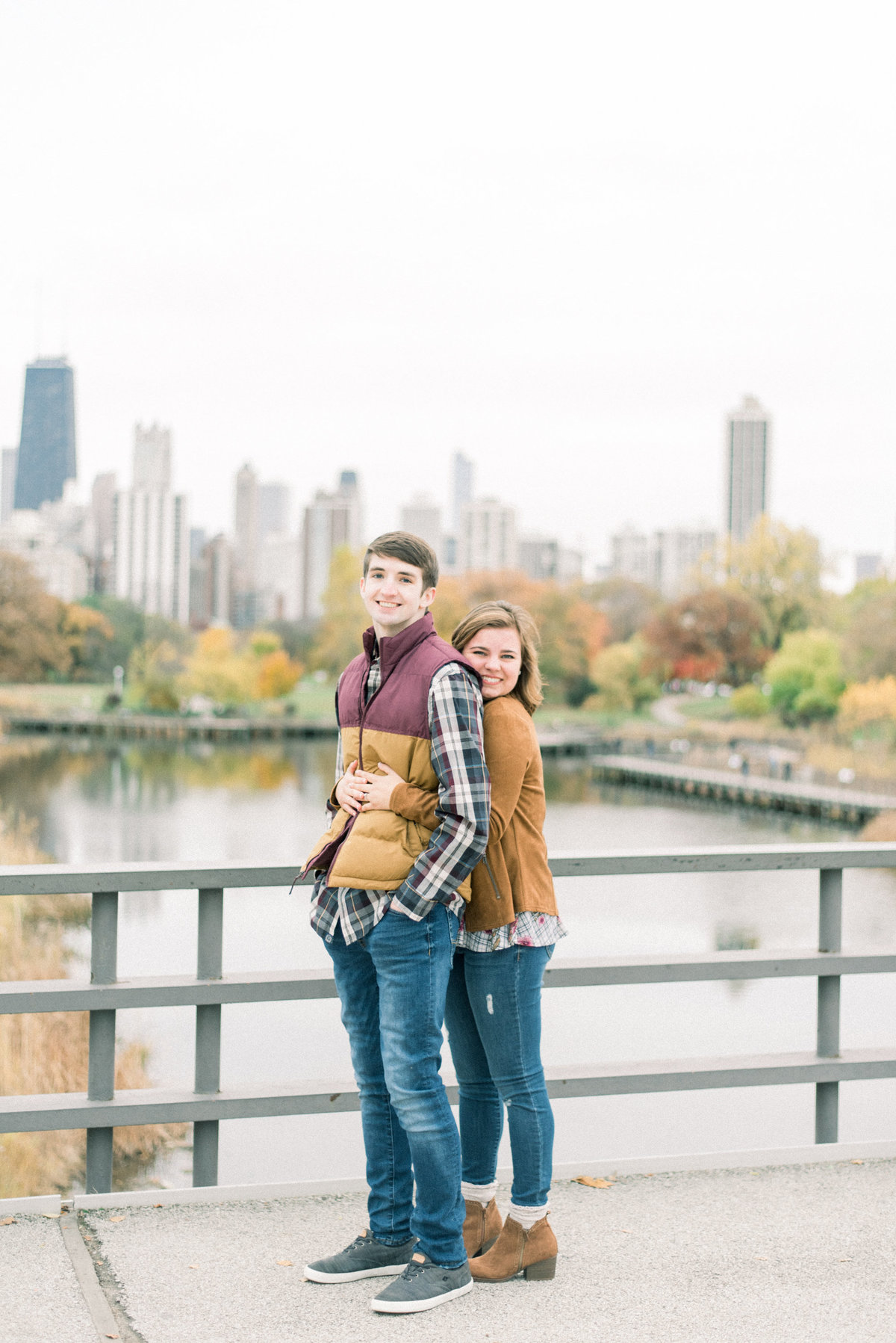 chicago engagement pictures - destination wedding photographer-11