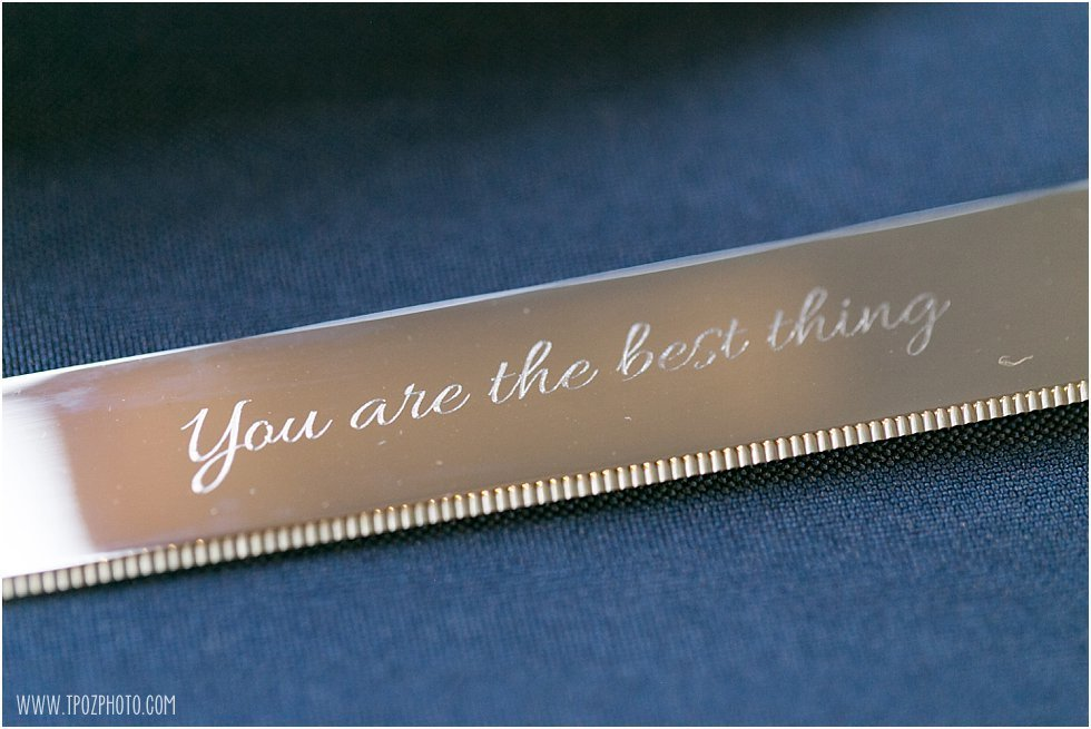 You are the best thing cake knife