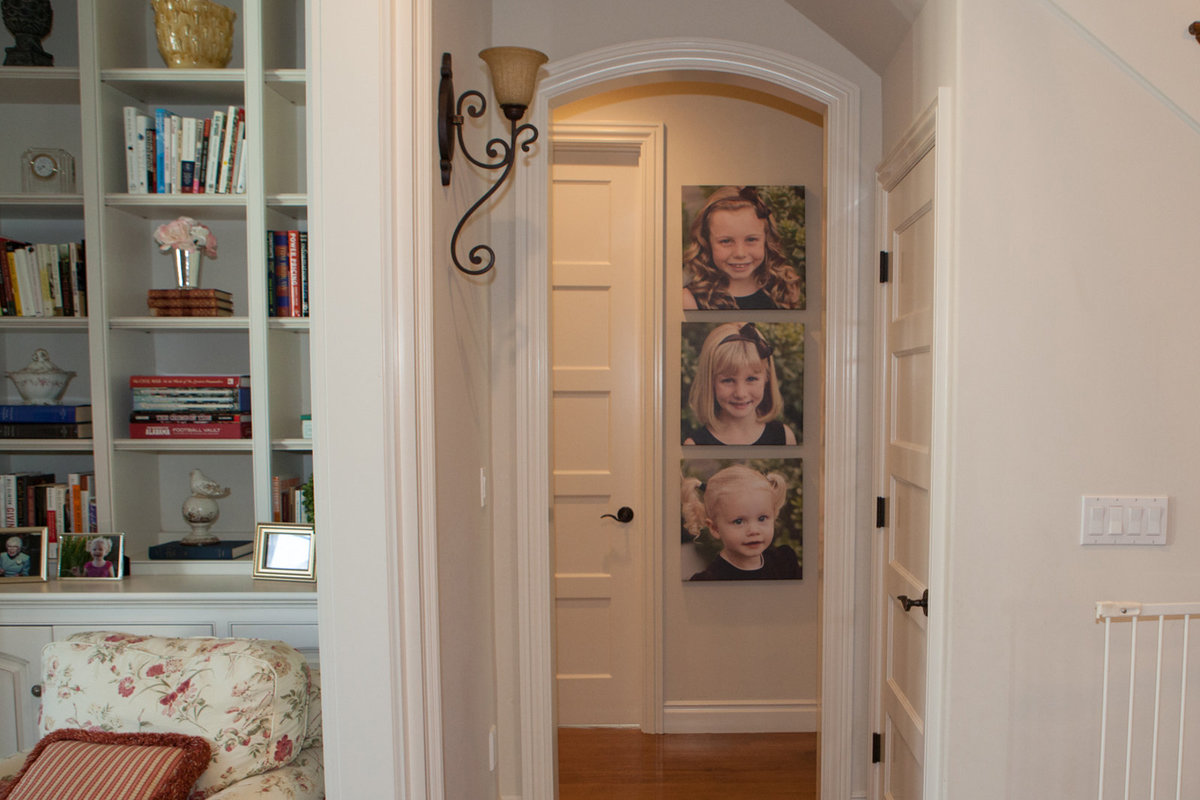 Kid Photography Wall Art by Lisa DeNeffe Photography