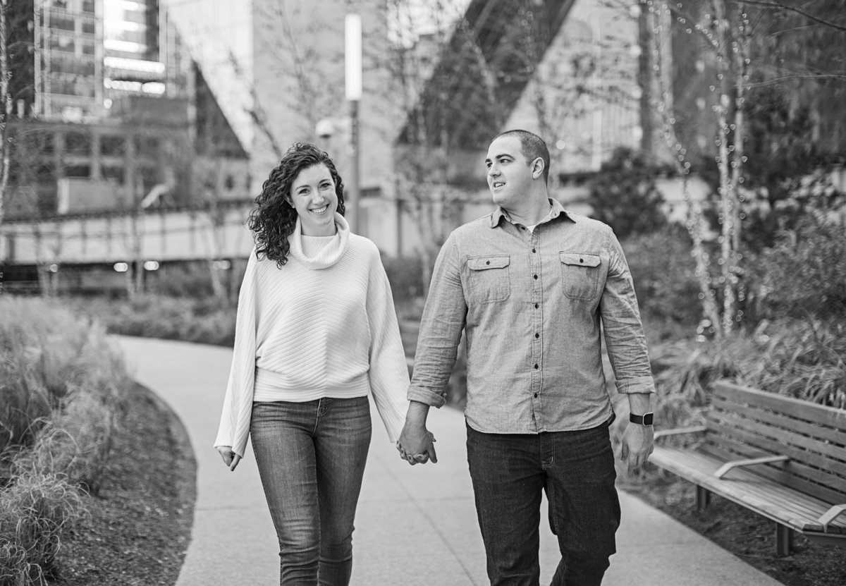 engaged couple engagement photos