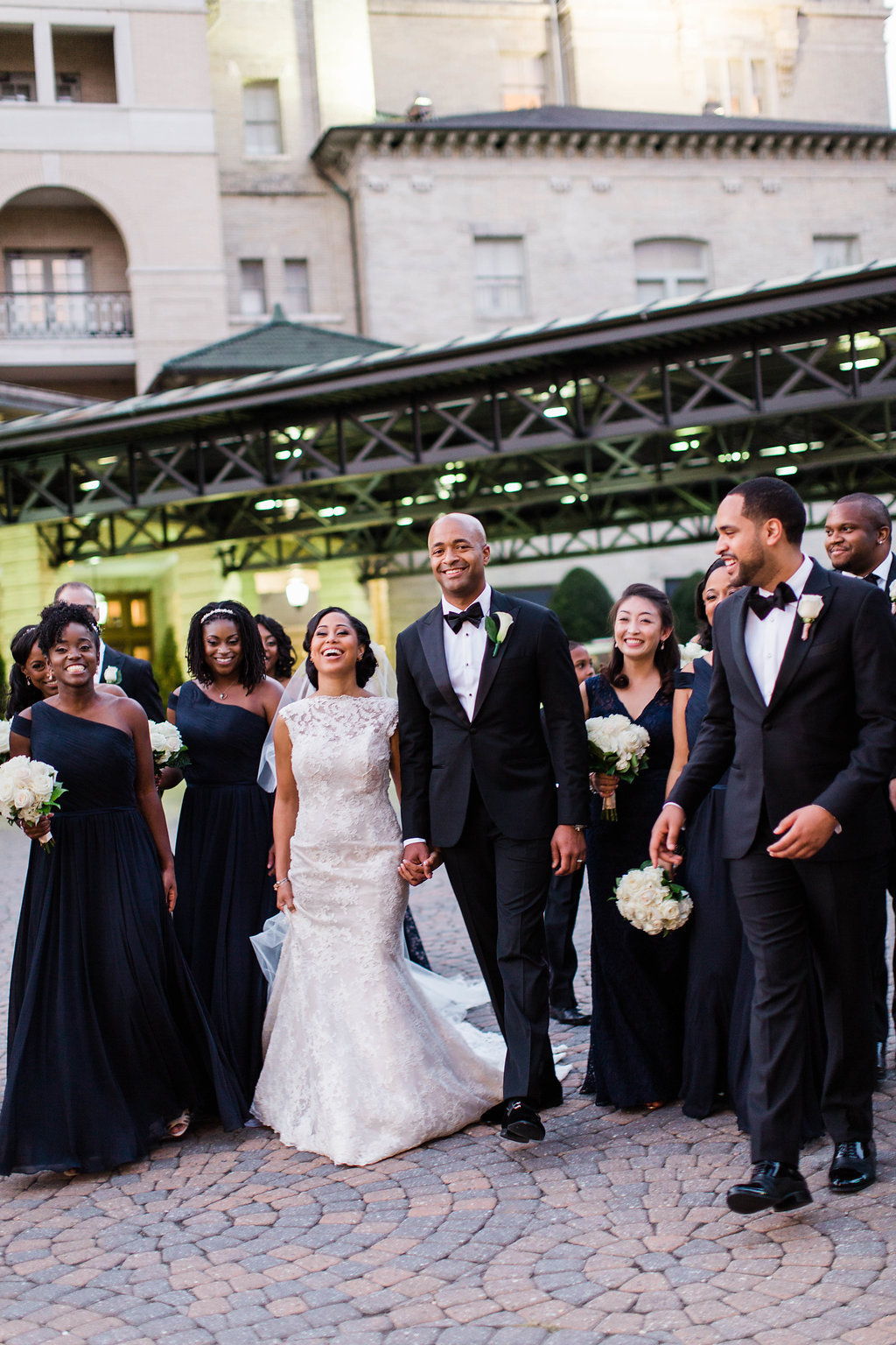 Jefferson Hotel Richmond wedding