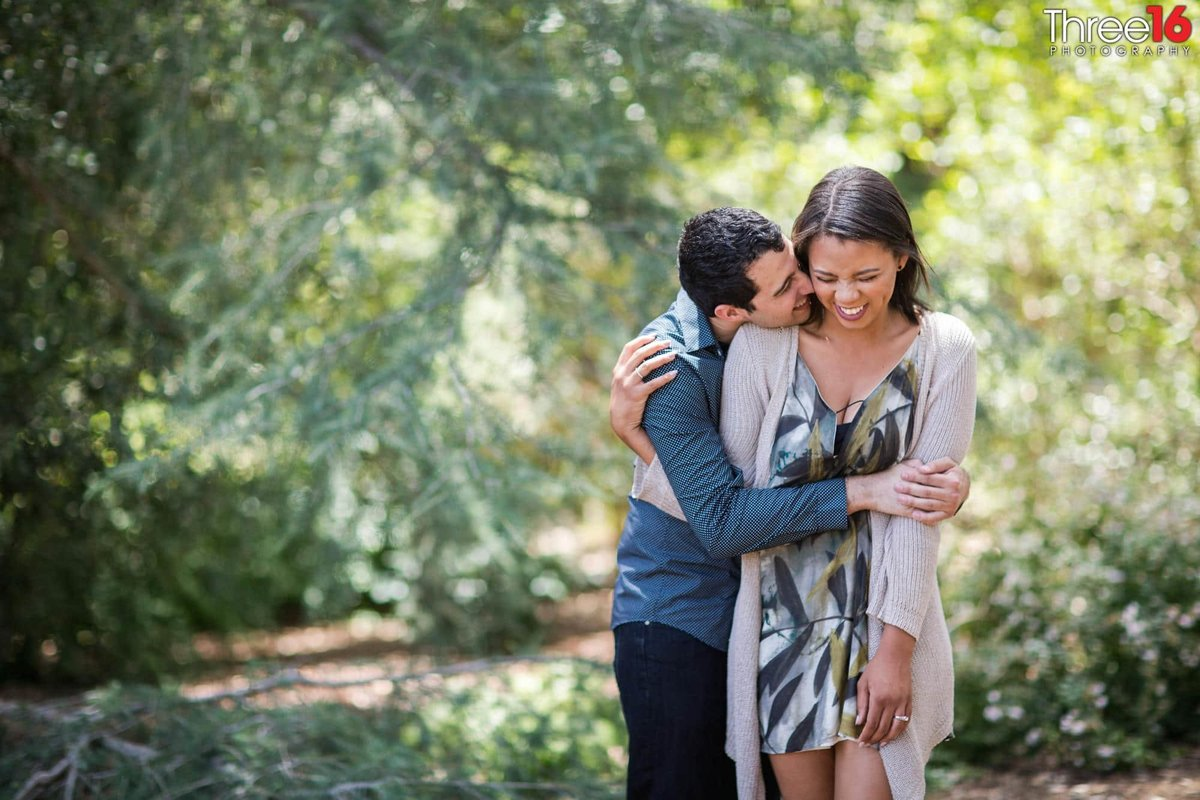 The Huntington Library & Gardens Engagement Photos San Marino Los Angeles County Weddings Park