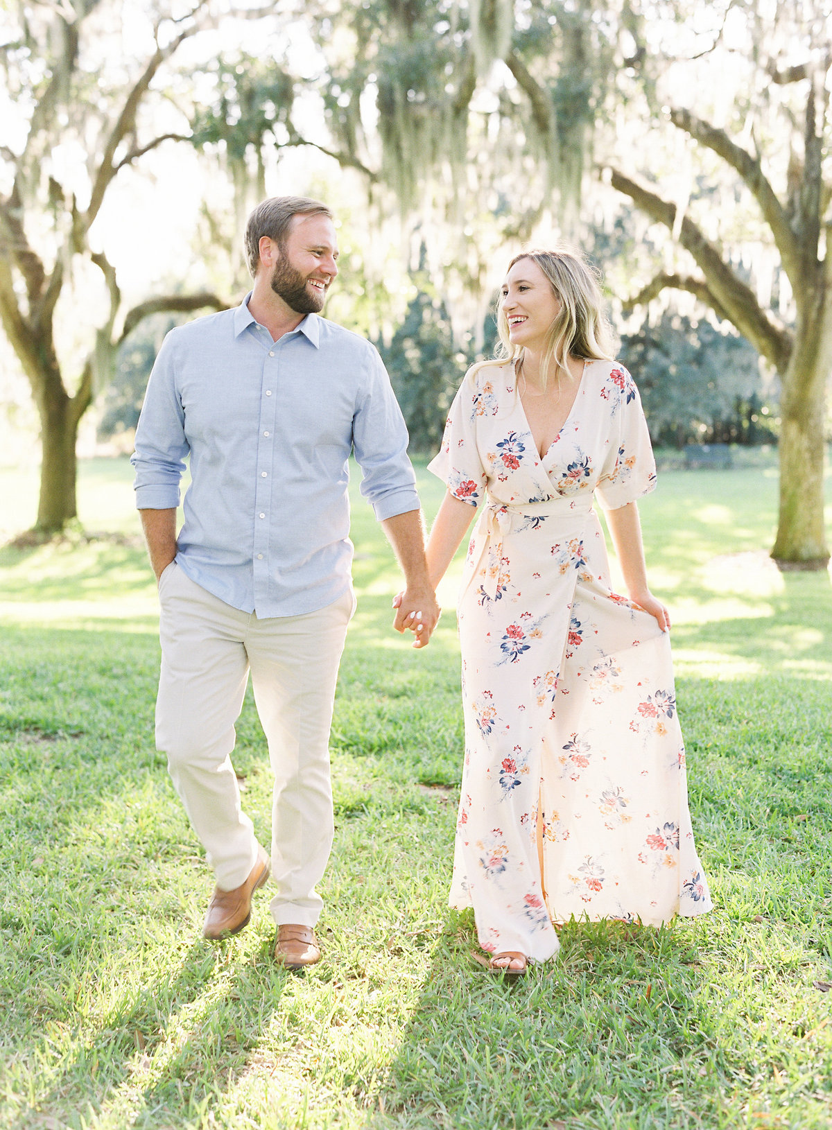 Bok_Tower_Garden_Film_Fine_Art_Engagement_Session-8
