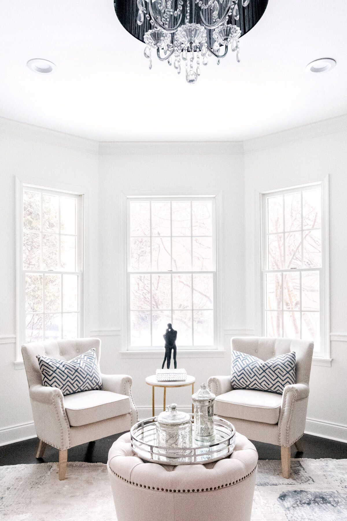 New Jersey Interior Photography, Seating Area