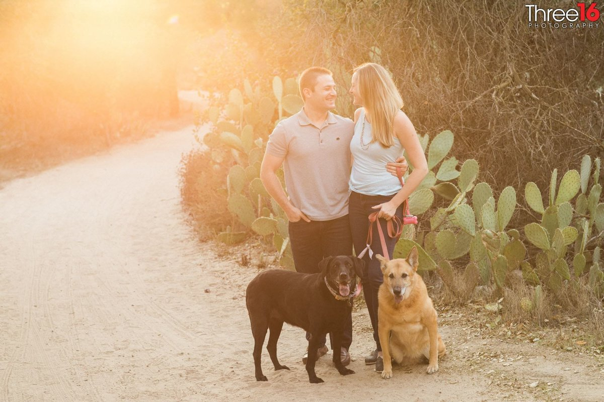 Whiting Ranch Wilderness Park Engagement Photos Trabuco Canyon Orange County Weddings